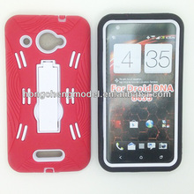 High Quality Hybrid kickstand case for Sansung Galaxy s4 mini i9190
