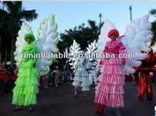 2013 New brand inflatable costumes for advertisement