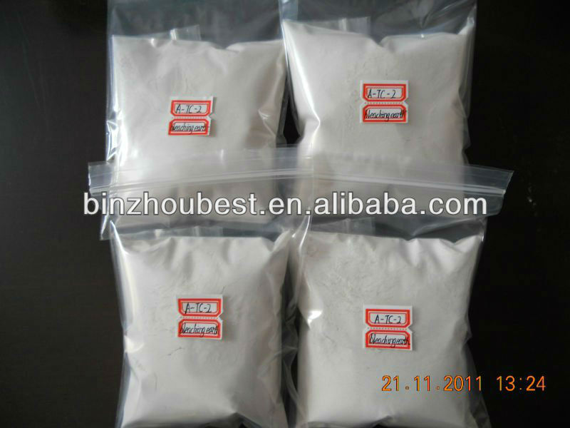 filter clay for paraffin wax oil decoloring