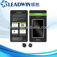Leadwin superior quality professional anti-shatter LCD screen protector for camera