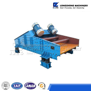 large capacity TS 1845 whosale sand talings dewatering screen for quarry sand