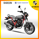 The new fire monkey motorcycle 100 125 cc motorcycle for sale 150cc sports bike