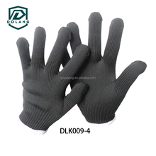 Worm cotton gloves/green cotton gloves/colored cotton gloves
