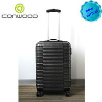 CONWOOD hardside 4 wheels spinner suitcase