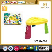 Educational colorful mould toy play dough modeling