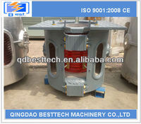 0.15-10t high efficiency inductotherm induction furnace