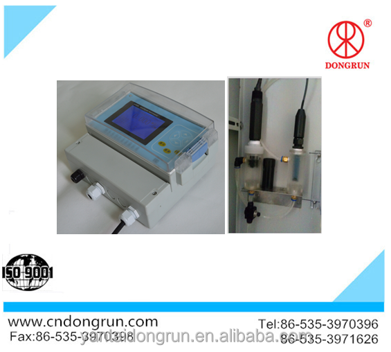 Inline Ph Tester : Drcl chlorine analyzer intelligence and flexibility can