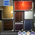 sparkle color acrylic board furniture accessories solid color