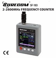 Portable 409 SHOP SF-103 10MHz to 3Ghz RF DMR Radio RF Surecom Frequency Counter