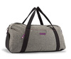 wholesale custom sport tweed gym duffel bag