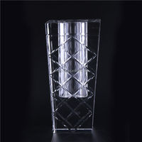 Latest Arrival good quality hand made crystal vase China sale