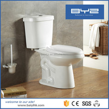 Wholesale cheap Sanitary ware ivory color toilet