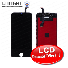2018 NEW YEAR DISCOUNT!!! Mobile phone lcd for iphone 6 lcd digitizer, for iphone 6 digitizer