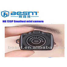 Factory low cost good quality high resolution 720x480(AVI) video,voice recording mini hd hidden camera Besnt BS-786