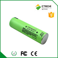 2250mah 3.6v 18650 Li-ion battery cell rechargeable Lithium ion batteries for power bank