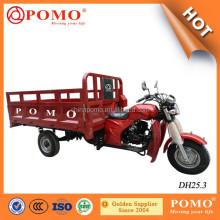 2015 China Economical Heavy Load Ability Powerful 250CC Water Cool Three Wheel Motorcycle For Cargo