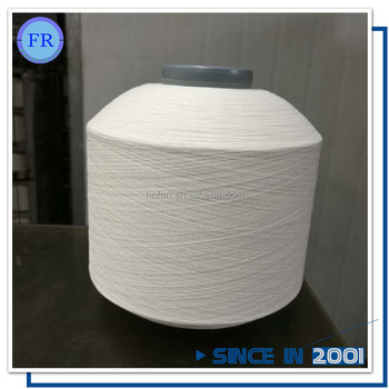 Wholesale high quality factory price blended double twist yarn