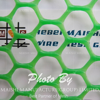 PE Plastic Extruded Net