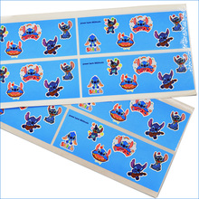 Cute cartoon labels,kids toy box stickers