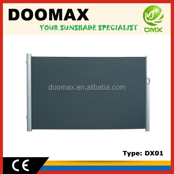 #DX01 CE Certified Iron Side Awning