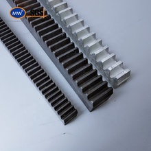 Hot sale M2.5 25X25X1000 gear rack for household appliances, food machinery, medical <strong>equipment</strong>