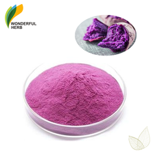 Anthocyanidin extract nutrition supplement purple sweet potato powder