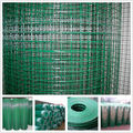 Beautiful PVC coated / hot dipped / electro galvanized / stainless steel Welded wire mesh, welded mesh fence panel (I - 046)