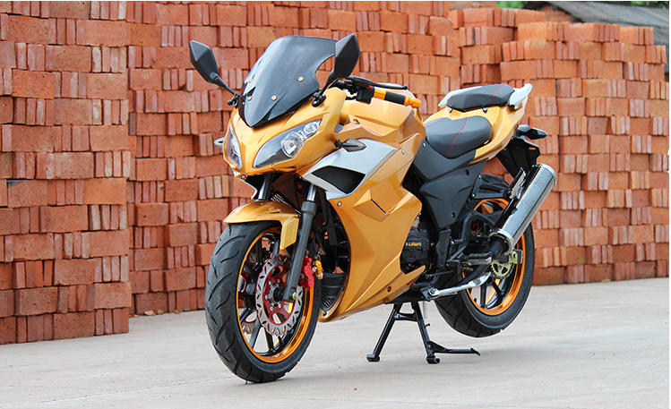 150-250 cc new second-generation street motorcycle