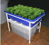 Plastic growing trays plastic plant pots with wheels