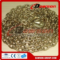 China Supplier G70 Transport Chain with Clevis Grab Hook