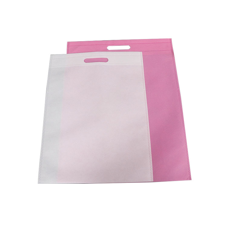 <strong>Eco</strong> friendly Customized High Quality cheap Promotional recycle non woven Laminated Tote shopping bag with your own printed Logo