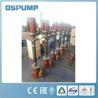 YW Vertical Centrifugal Submerged Pump Used for Mud or Slurry Sewage