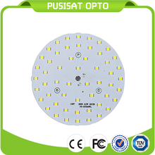Low pressure spray white oil electronic alumium based led pcb board