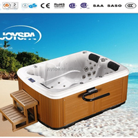 Good quality outdoor whirlpool sex massage spa hot tub prices