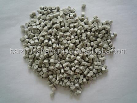 2017 hot! Abs plastic pellets raw material granules white master batch for shopping bags