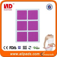 CE certificate original factory slimming weight lose patch and slimming pads