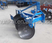 agricultural machinery three point mounted one way disc plough