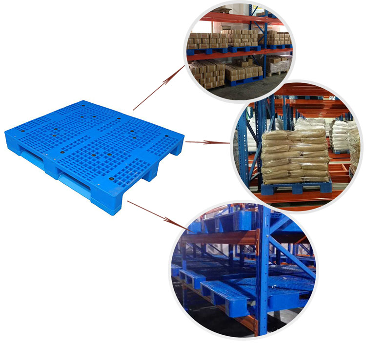 Vented Top Stacking Pallet