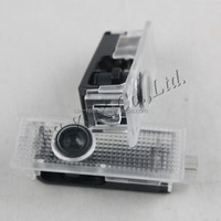 wholesale 12V led car door light for BMW m sport plug and play led car logo door light