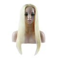 Gorgeous Blonde Color #613 Customized Full Lace Wig