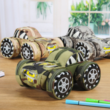 Creative SUV shape pencil case oxford pencil pouch wholesale pencil bag large off-road car pencil case