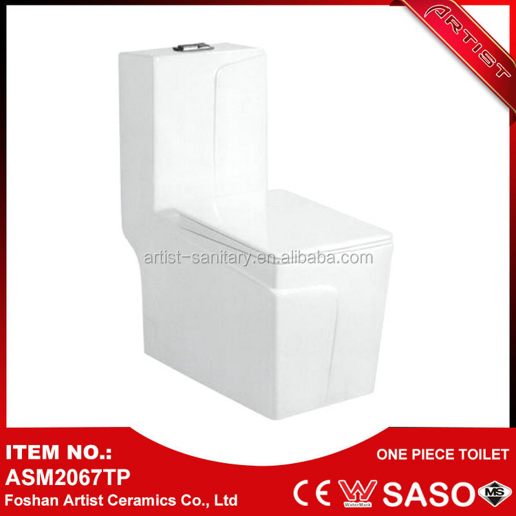 ASM2067TP bathroom ceramic portable western toilet with low price