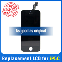 Tianma AAA quality lcd for iphone 5c lcd touch screen digitizer assembly for iphone5c lcd screen