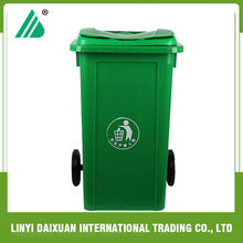 Alibaba online shopping sales unbreakable plastic dustbin and big waste container on sale
