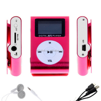 Hot sale music mini fm radio mp3 player with aaa battery