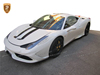 Car body kits for Ferrari Spec 458 front bumper body kit