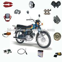 Japanese Motorcycle YB100 Spare Parts and Accessories