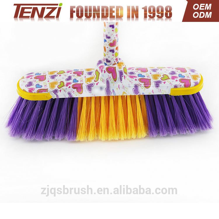 home sweep easy cleaning broom Cleaning floor plastic broom