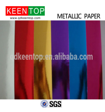 Waterproof Metallice Paper For Wrapping
