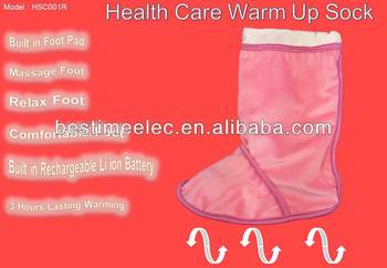 Health Care Warm Up Sock